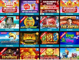 Pemula Ingin Menang Mesin Slot Online