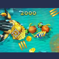 Mainkan Menembak Ikan Menggunakan Uang Virtual